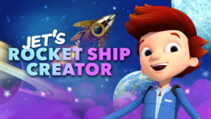 Jet's Rocket Ship Creator
