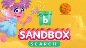 Game icon for Abby's Sandbox Search.