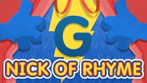 Super Grover Nick of Rhyme