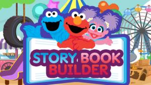 Sesame Street Story Builder