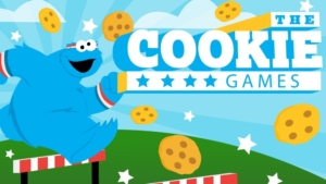 Game icon for The Cookie Games.