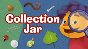 Collection jar Game home screen