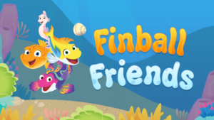 Game icon for Finball Friends.