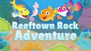 Game icon for Reeftown Rock Adventure.