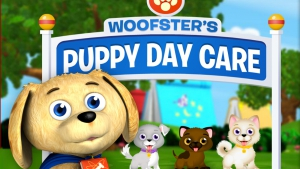 What are some puppy games for kids?