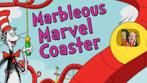 Game icon for Marbleous Marvel Coaster.