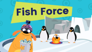 Game icon for Fish Force.