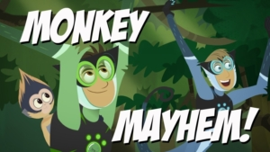 game icon for monkey mayhem - Pbs Kids Coloring Games