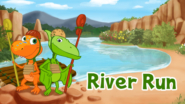 Game icon for River Run.