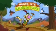 Game icon for Nature Cat Adventure.