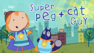 Game icon for Super Peg.