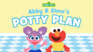 Game icon for Abby and Elmo's Potty Plan!.