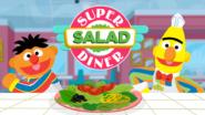Game icon for Sesame Street Super Salad Diner.