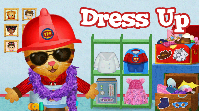Dress Up Games | PBS KIDS