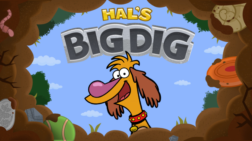Hal's Big Dig