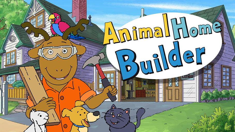 Animal Home Builder
