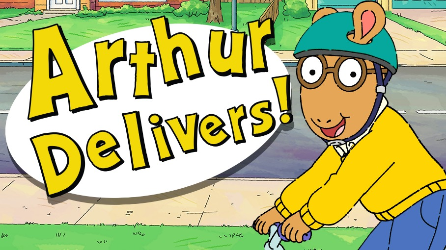 Arthur Delivers
