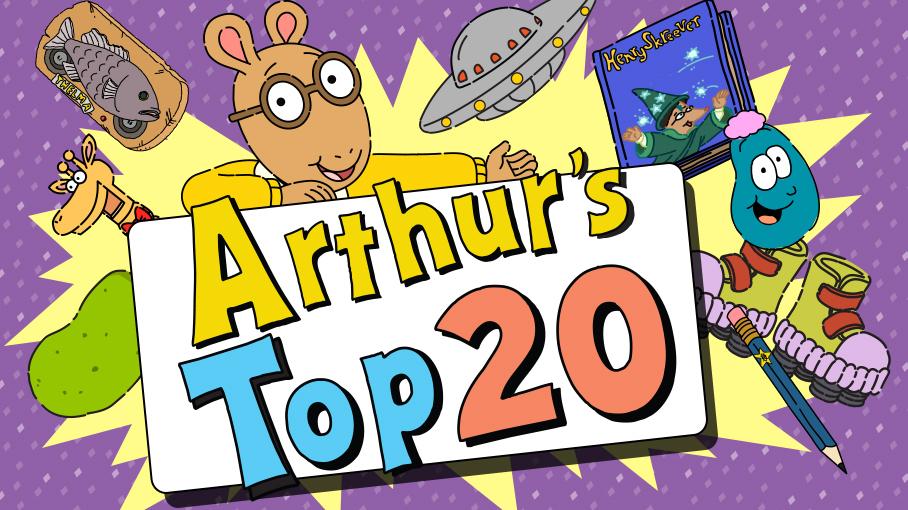 Arthur's Top 20