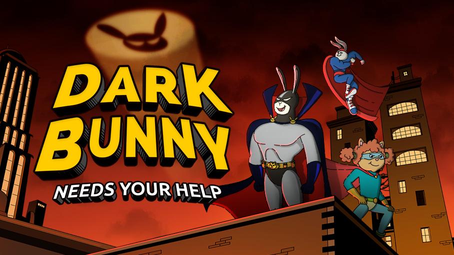 Arthur Games Dark Bunny: Click to enlarge