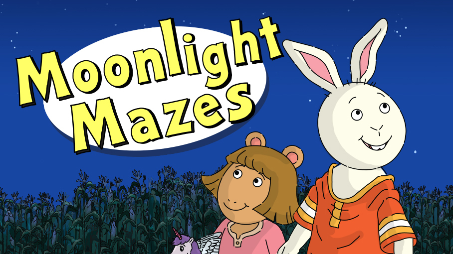 Moonlight Mazes