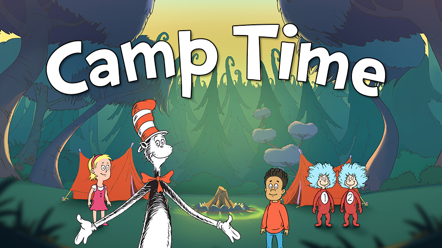 Camp Time logo