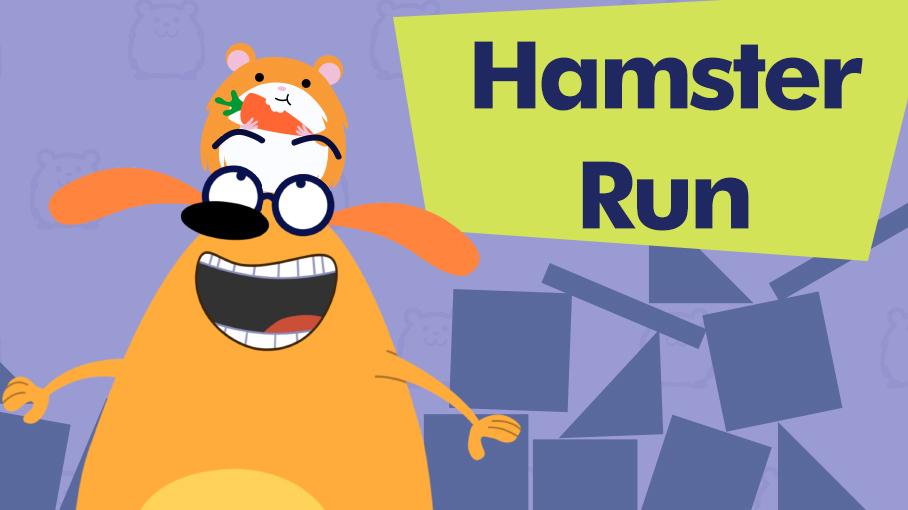 Hamster Run.