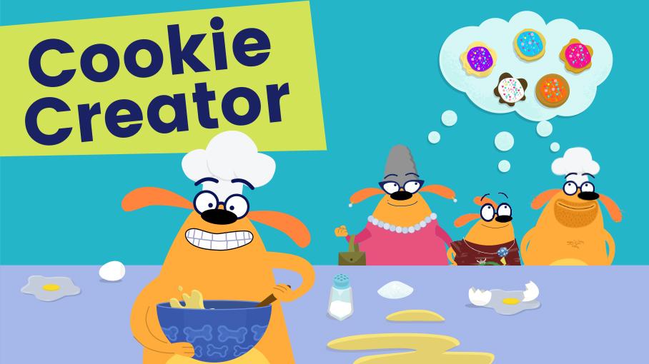 Ruff's Cookie Creator.