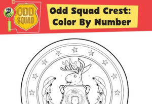 photo relating to Odd Squad Badge Printable known as Bizarre Squad PBS Little ones Displays PBS Children for Dad and mom