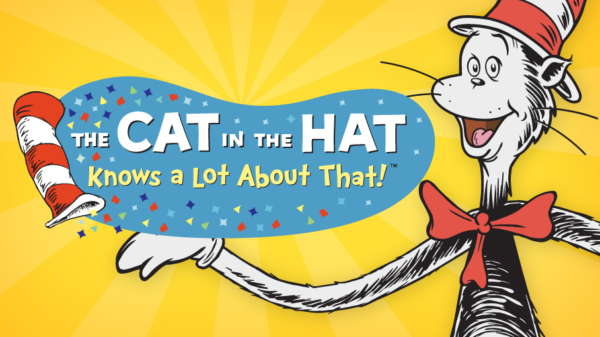 Image result for pbs kids the cat in the hat