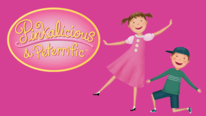 Icon for Pinkalicious & Peterrific.
