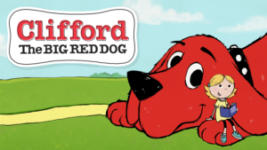 Icon for Clifford the Big Red Dog.
