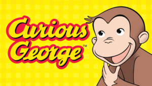 Icon for Curious George.