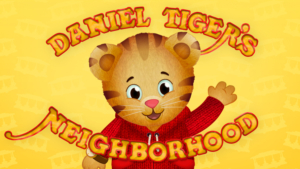 Icon for Daniel Tiger's Neighborhood.