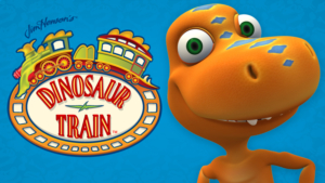 Icon for Dinosaur Train.