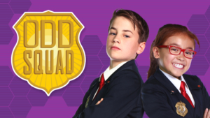 Icon for Odd Squad.