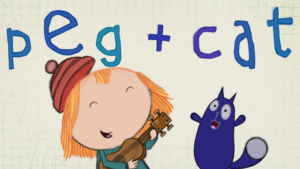 Icon for Peg + Cat.