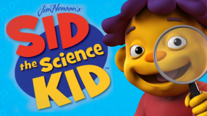 Icon for Sid the Science Kid.