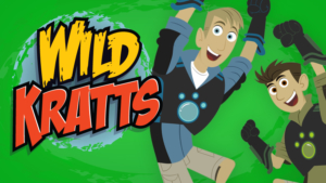 Icon for Wild Kratts.