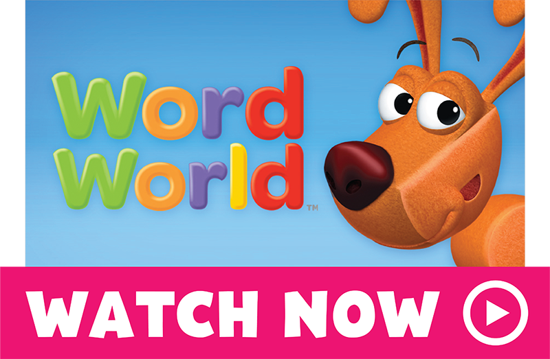 Watch Word World Videos
