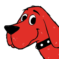 Clifford And Balloon Coloring Page Kids Pbs Kids For Parents