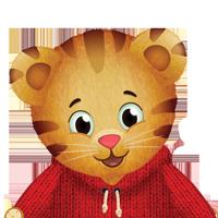 graphic regarding Daniel Tiger Printable identified as Daniel Tiger Birthday Celebration Birthday Celebration PBS Small children for