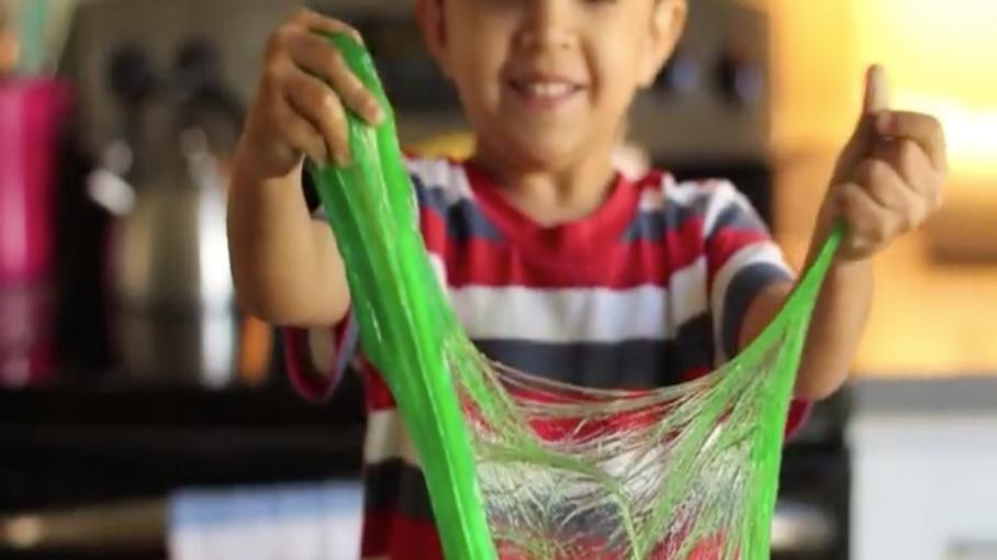 DIY Monster Slime | Crafts for Kids | PBS KIDS for Parents
