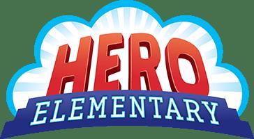 Hero Elementary logo.