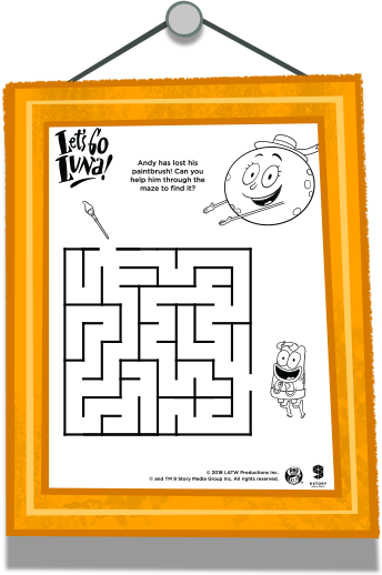 Andy's Maze