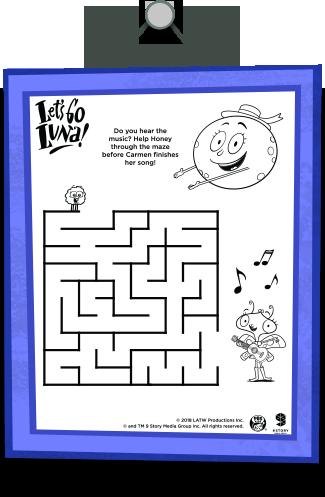 Honey's Maze
