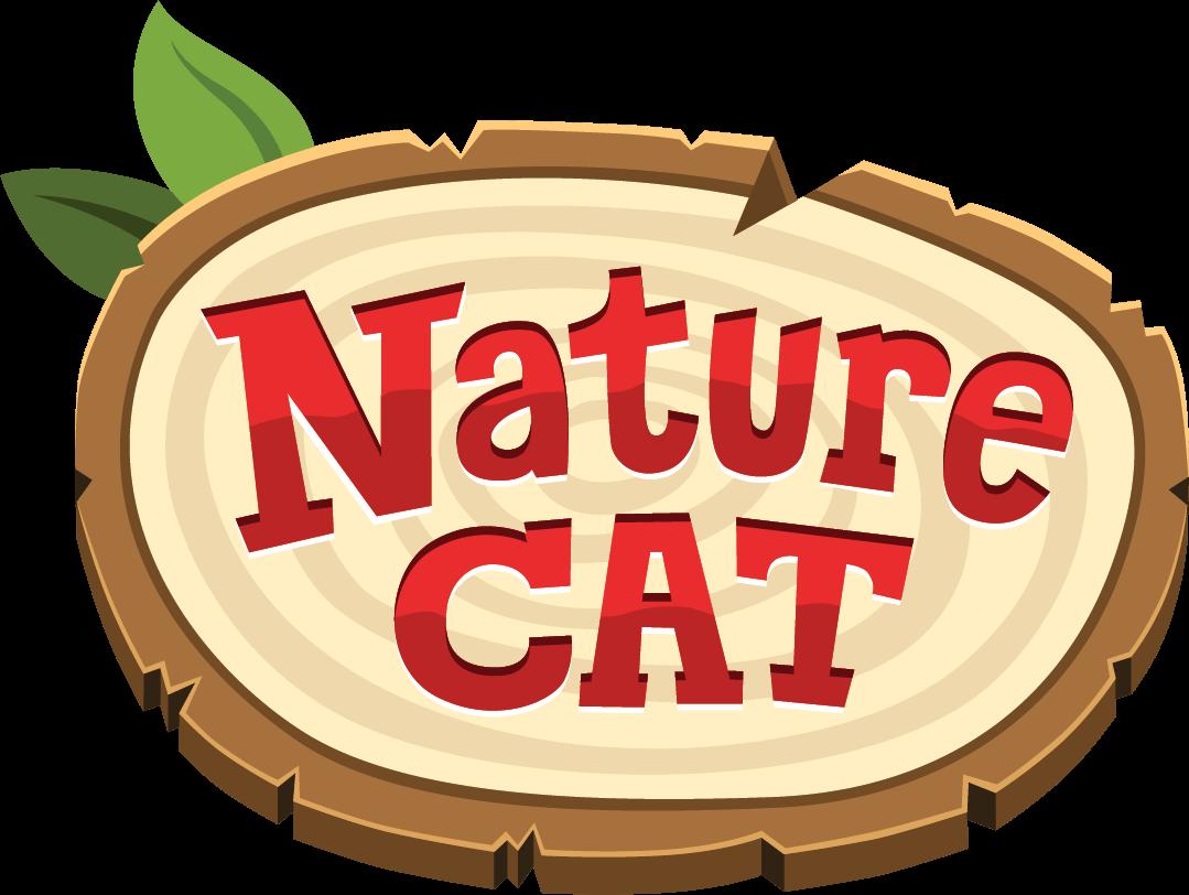 Nature Cat logo.