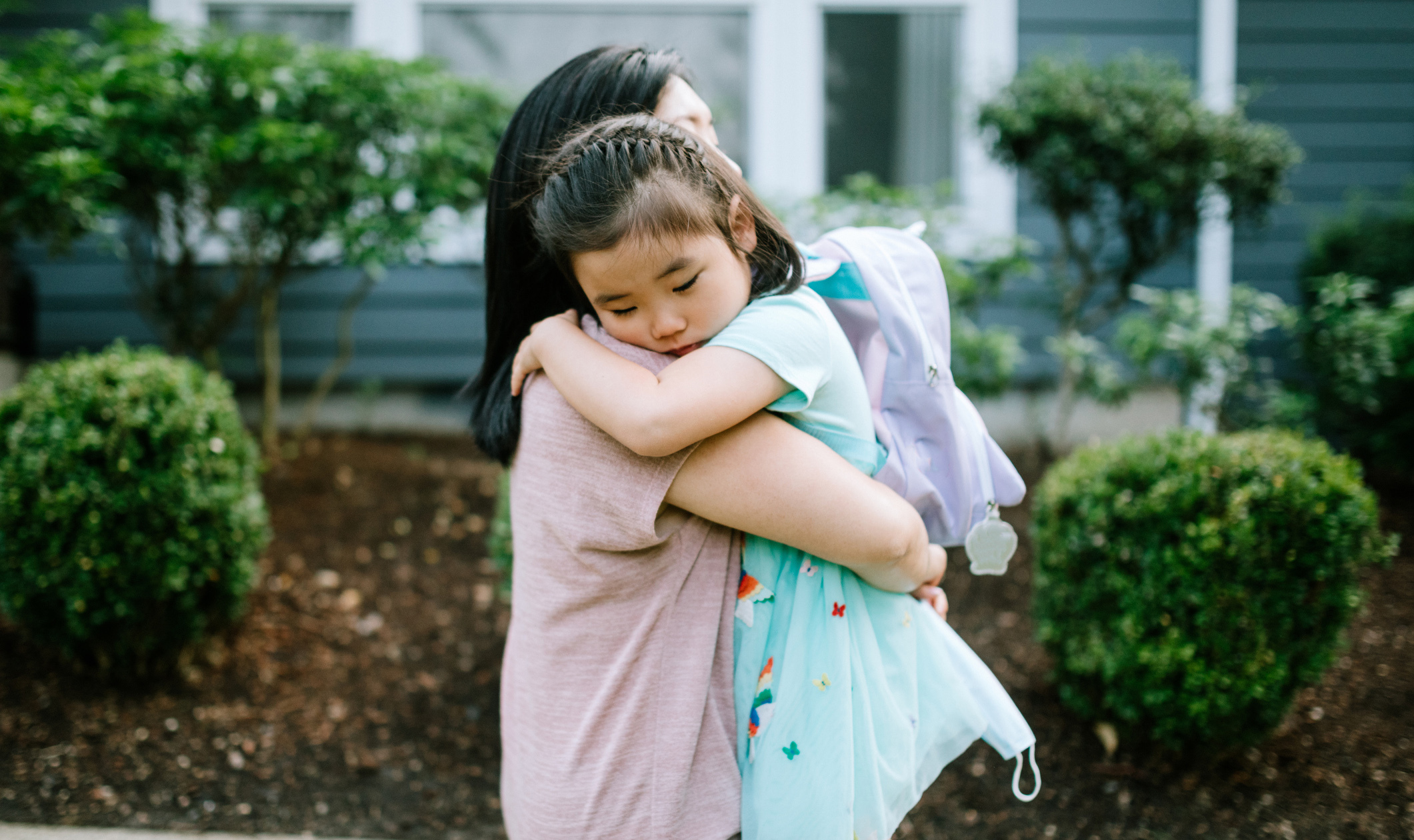 How to Handle a Tough First Day of School | Parenting Tips & Advice | PBS KIDS for Parents