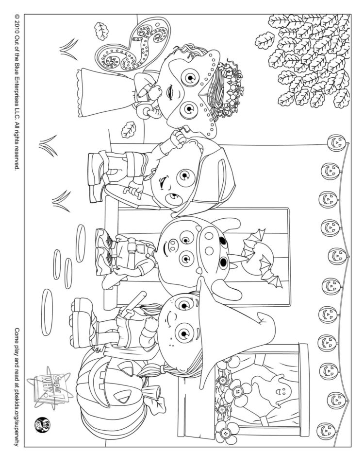 Hy Coloring Page Kids