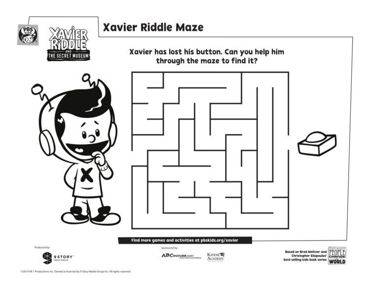Puppy Maze Activity Sheet - Free Coloring Pages for Kids ...   580x750