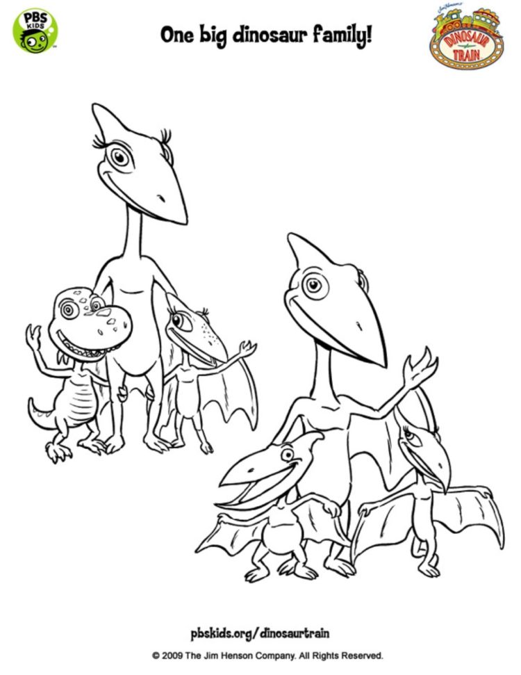 Dinosaurs to download : Ba - Dinosaurs Kids Coloring Pages | 971x750